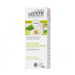 Lavera Faces matterende balancing creme (50 ml)