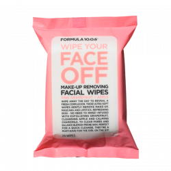 Formula 10.0.6 Wipe Your Face Off - 25 stk.