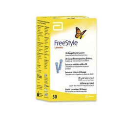 FreeStyle Lancetter - 50 stk.