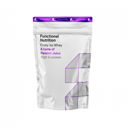 Functional Nutrition Fruity Whey Passion Juice (700 g)