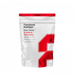 Functional Nutrition Mass Gainer Strawberry (2000 g)