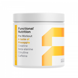Functional Nutrition Pre-Workout V2.0 - Pineapple (300 g)