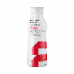 Functional Nutrition Protein Shake Strawberry (500 ml)