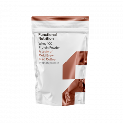 Functional Nutrition WHEY 100 - Cold Brew Iced Coffee (850 g)