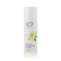 GreenPeople Cleanser Orange Blossom - special edition