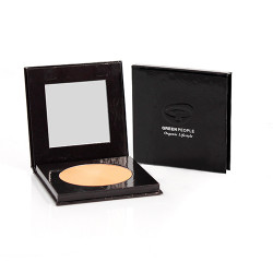 GreenPeople Pressed Mineral Powder Caramel Light (10 g)