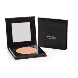 GreenPeople Pressed Mineral Powder Honey Light (10 g)