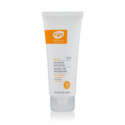 GreenPeople Sol Lotion SPF 15 (100 ml)