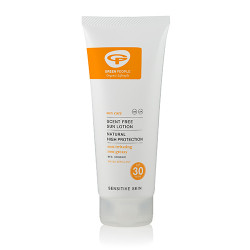 GreenPeople Sun Lotion SPF 30 Uden Duft (200 ml)