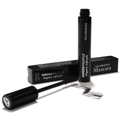 GreenPeople Volumising Mascara Brown/Black (7 ml)