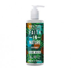 Faith In Nature Håndsæbe Flydende Kokos (300 ml)