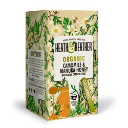 Heath & Heather Camomile & Manuka Ø (20 breve)