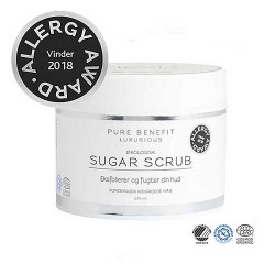 HEVI Sugar Scrub Luxurious - 275 gr