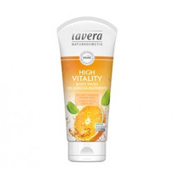 Lavera, Revitalising Body Wash Orange - 200 ml