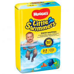 Huggies Little Swimmers Small 3-8 Kg
