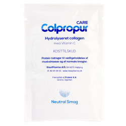 Vareprøve Colpropur Collagen & C-vitamin Neutralsmag