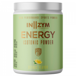 IN||ZYM Isotonic Energy Powder - Lemon (750 g)