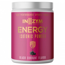 IN||ZYM Isotonic Energy Powder - Solbær (750 g)