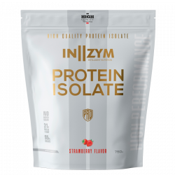 IN||ZYM Protein Isolate - Jordbær (750 g)
