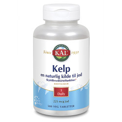 KAL Kelp (500 tabletter)