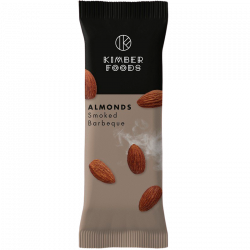 Kimber Foods Almonds Smoked Barbeque (18 g)