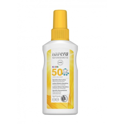 Solcreme Kids SPF 50 Sensitive (100 ml)