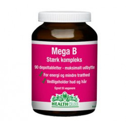 Health Care Multi B-Vitamin kompleks (90 tabletter)