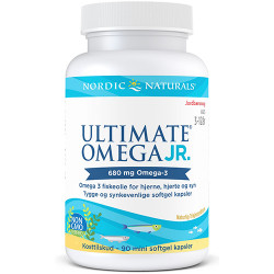 Nordic Naturals Ultimate Omega Junior (90 kap)