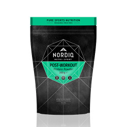 NORDIQ Post-Workout Proteinpulver (200 g)