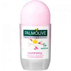 Palmolive Deo Roll-On Aroma Therapy Happyful (50 ml)