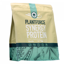 Plantforce Synergy Third Wave Nutrition protein vanilje (800 g)