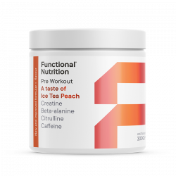Functional Nutrition Pre-Workout V2.0 - Ice Tea Peach (300 g)