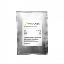 PurePower Carbo Race Electrolyte Blueberry (50 g)