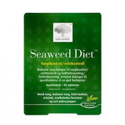 New Nordic Seaweed Diet (90 tab)