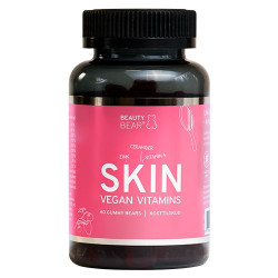 SKIN Vitamin Beauty Bear (60 stk)