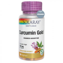 Solaray CurcuminGold 300 mg (30 kap)