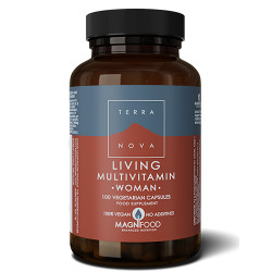Terranova Living Multivitamin Woman (100 kap)