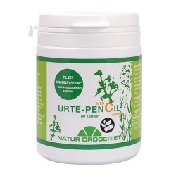 Naturdrogeriet Urte-PenCil med C-vitamin (180 kaps)