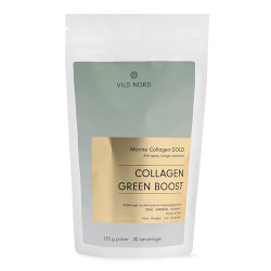 VILD NORD Collagen Nutrition Bomb Gold (210 g)