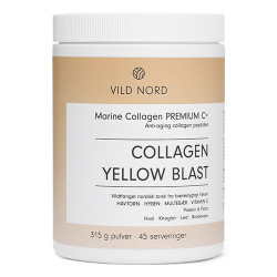VILD NORD Collagen Yellow Blast - 320 g.