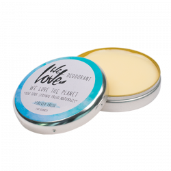 We Love the Planet Forever Fresh Deo-Creme - 48 g