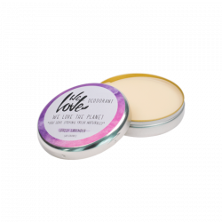 We Love the Planet Lovely Lavender Deo-Creme - 48 g