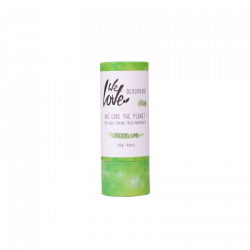 We Love The Planet Luscious Lime Deo-Stick - 65 g