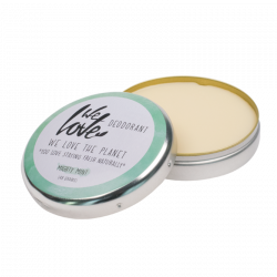 We Love the Planet Mighty Mint Deo-Creme - 48 g