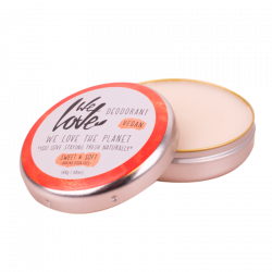 We Love the Planet Sweet And Soft Deo-Creme - 48 g