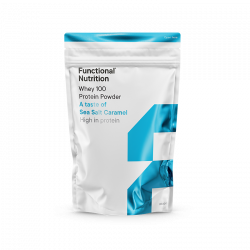 Functional Nutrition WHEY 100 - Salted Caramel (850 g)