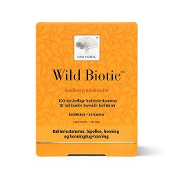 New Nordic Wild Biotic (60 kap)