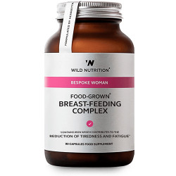 Wild Nutrition Food-Grown® Breast-Feeding Complex (90 kaps)