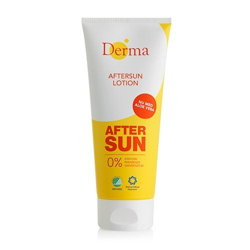 Image of Derma Aftersun Lotion - 200 ml.