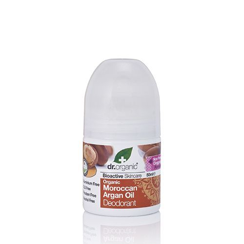 Image of Dr. Organic Argan Oil Deodorant - 50 ml